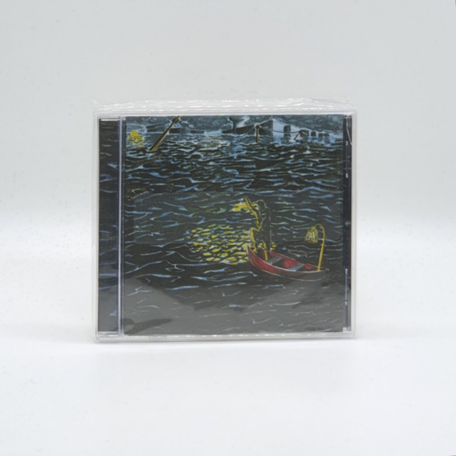 [USED] EXPLOSIONS IN THE SKY -ALL OF SUDDEN I MISS EVERYONE- CD