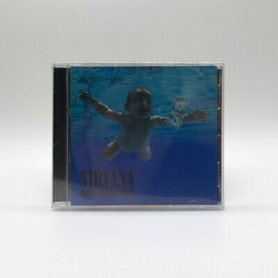 NIRVANA -NEVERMIND- CD