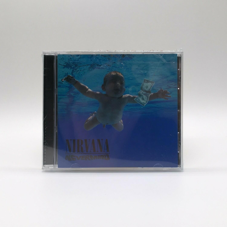[USED] NIRVANA -NEVERMIND- CD