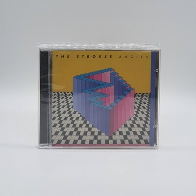 THE STROKES -ANGLES- CD