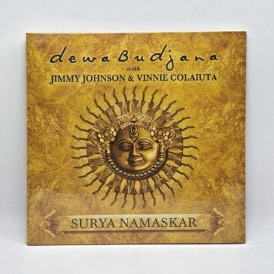 DEWA BUDJANA -SURYA NAMASKAR- LP
