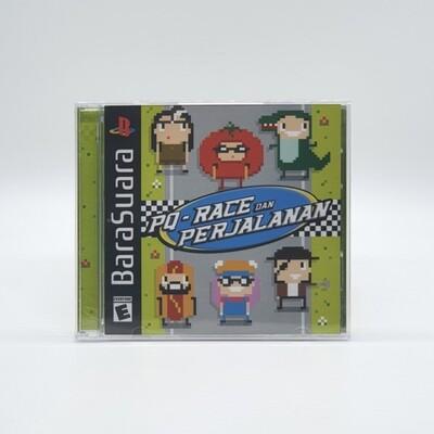 BARASUARA -PQ-RACE DAN PERJALANAN- CD