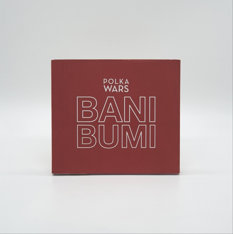POLKA WARS -BANI BUMI- CD