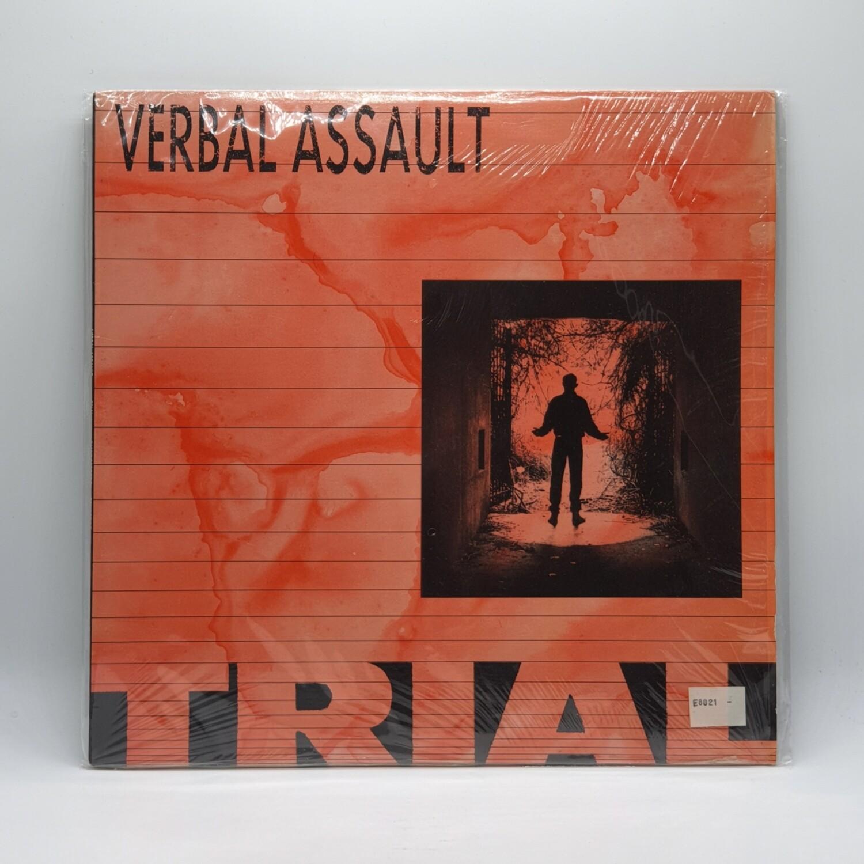 [USED] VERBAL ASSAULT -TRIAL- LP