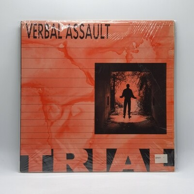 VERBAL ASSAULT -TRIAL- LP