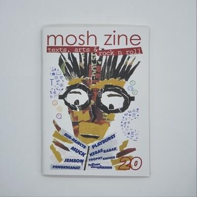 MOSH ZINE #20
