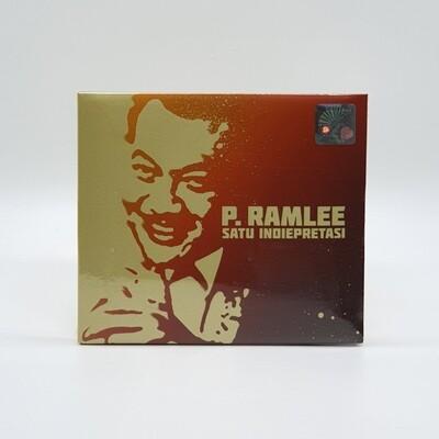 V/A -P. RAMLEE: SATU INDIEPRETASI- CD