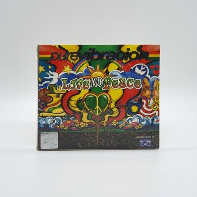 PURE VIBRATION -LOVE AND PEACE- CD