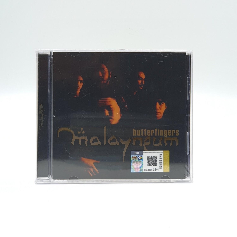 BUTTERFINGERS -MALAYNEUM- CD