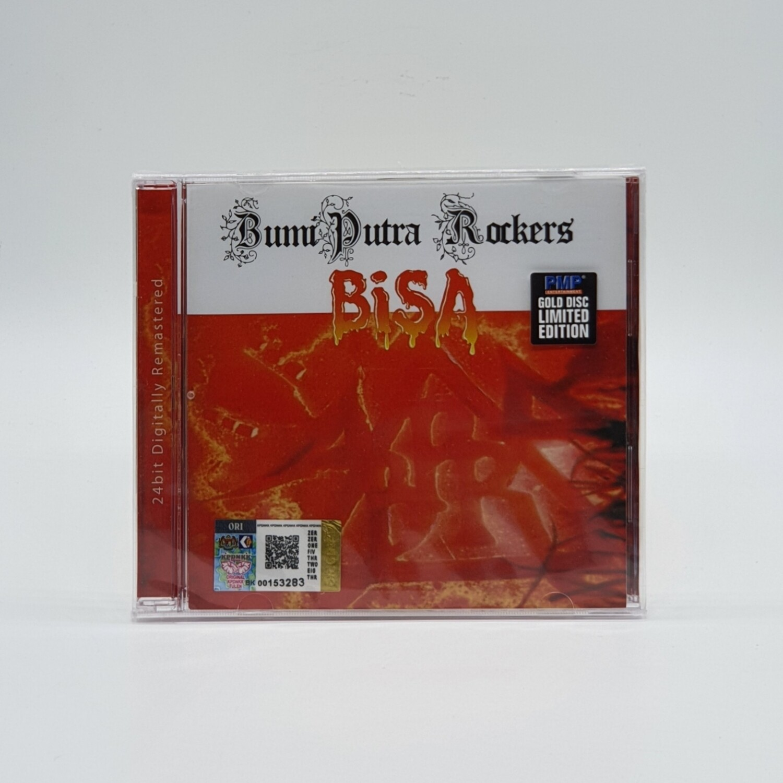 BUMI PUTRA ROCKERS -BISA- CD