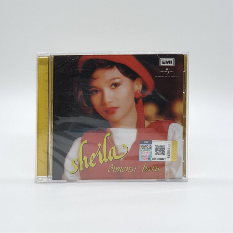 SHEILA MAJID -DIMENSI BARU- CD