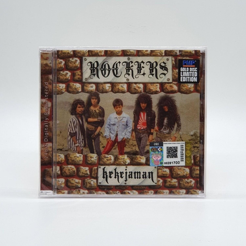 ROCKERS -KEKEJAMAN- CD
