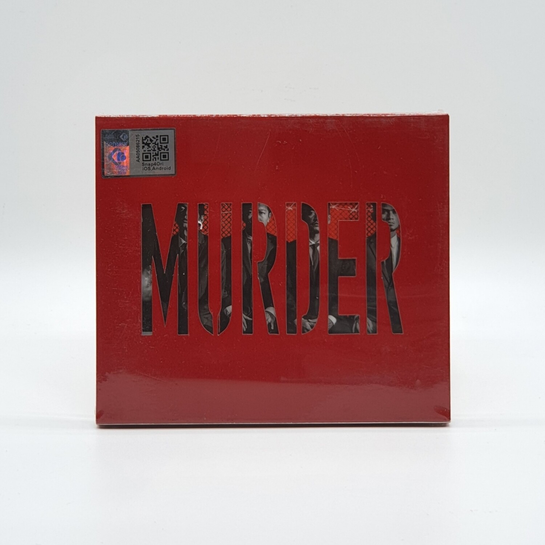 SEVENCOLLAR TSHIRT -MURDER- CD