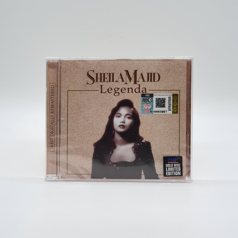 SHEILA MAJID -LAGENDA- CD
