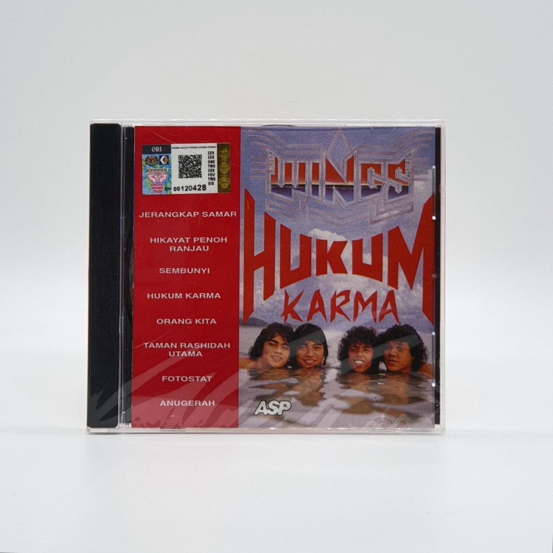 WINGS -HUKUM KARMA- CD