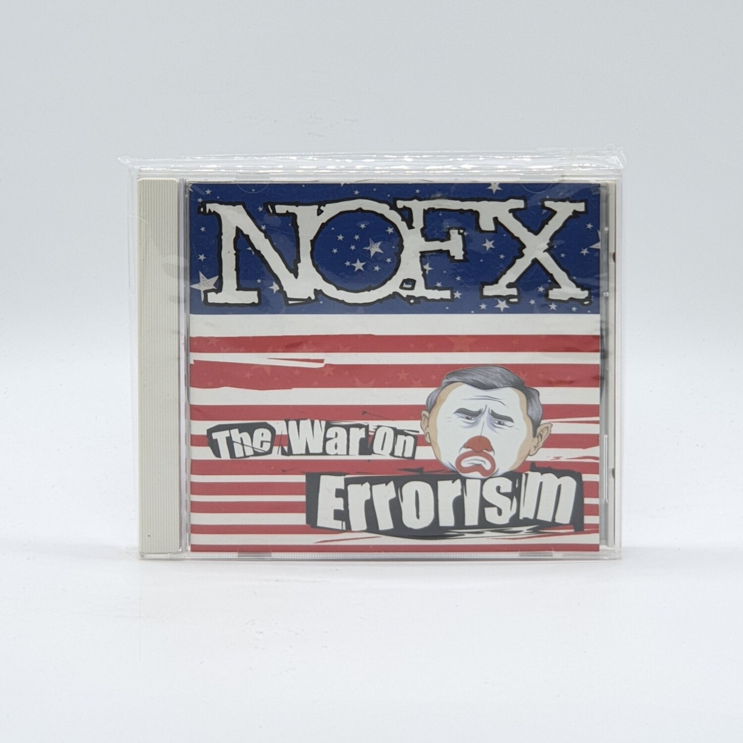 NOFX -WAR ON ERRORISM- CD