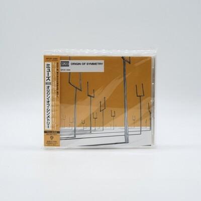 MUSE -ORIGIN OF SYMMETRY- CD (JAPAN PRESS)