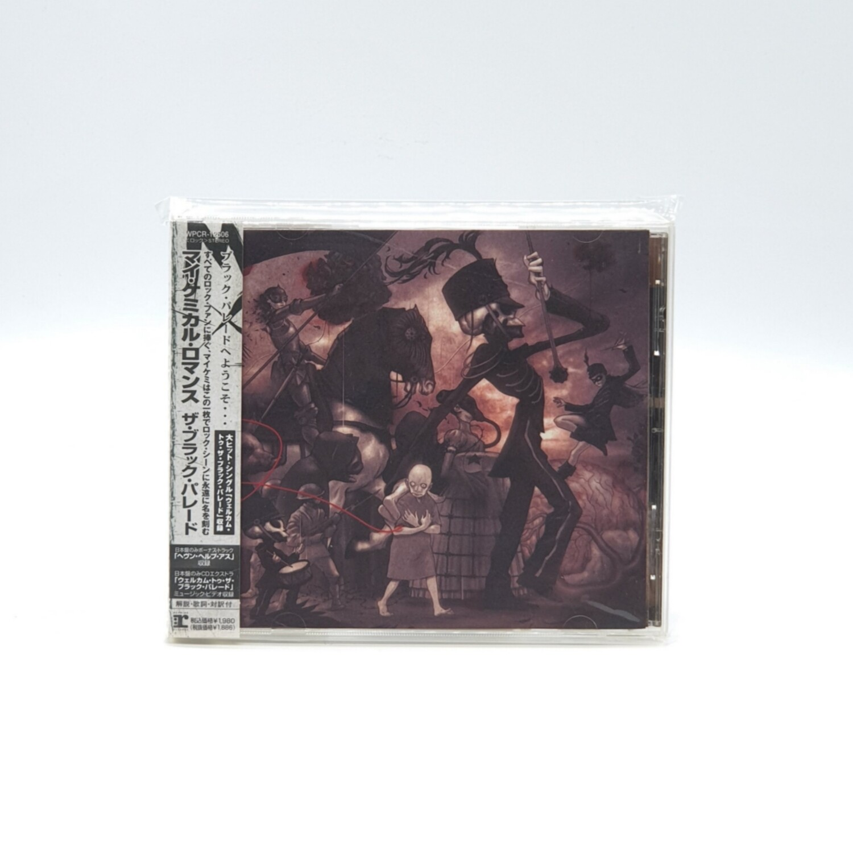 [USED] MY CHEMICAL ROMANCE -THE BLACK PARADE- CD (JAPAN PRESS)