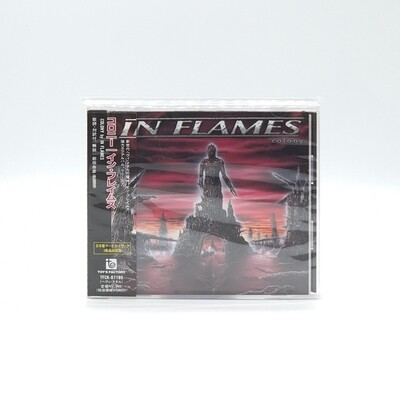 IN FLAMES -COLONY- CD (JAPAN PRESS)