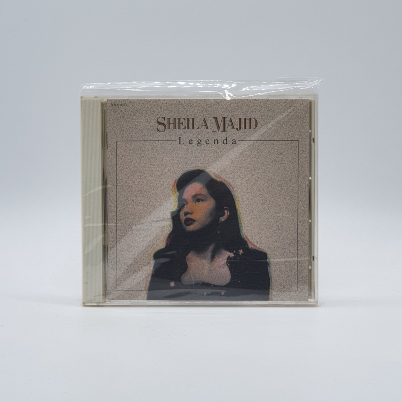 SHEILA MAJID -LAGENDA- CD (JAPAN PRESS)