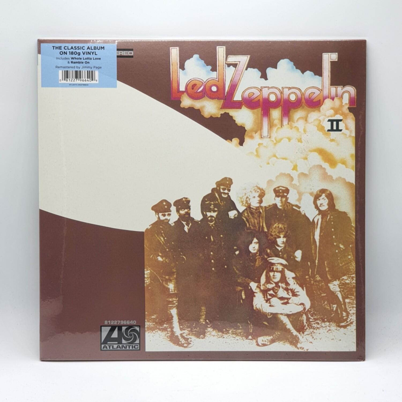 LED ZEPPELIN -II- LP (180 GRAM VINYL)