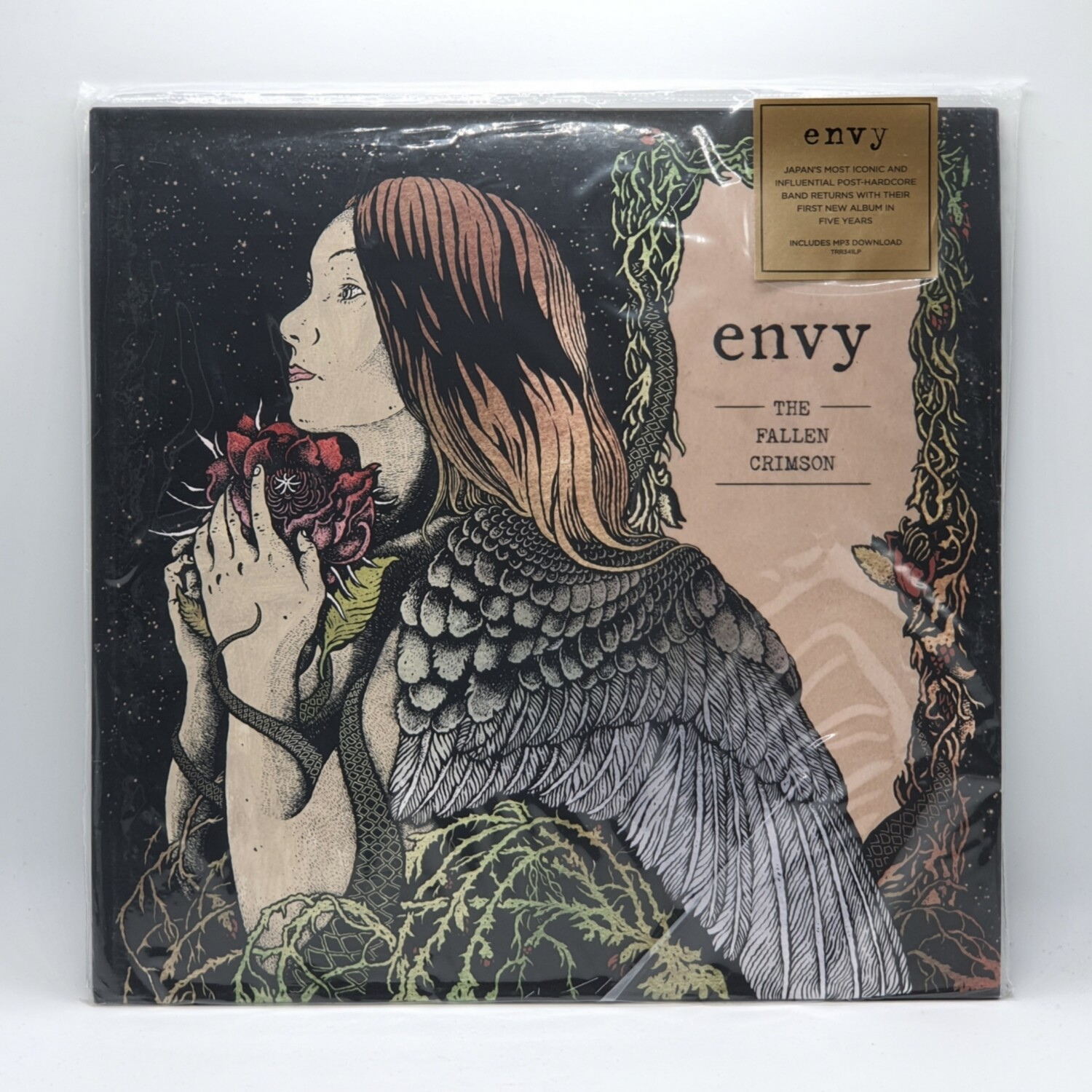 ENVY -THE FALLEN CRIMSON- LP