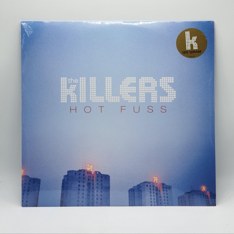 THE KILLERS -HOT FUSS- LP (180 GRAM)