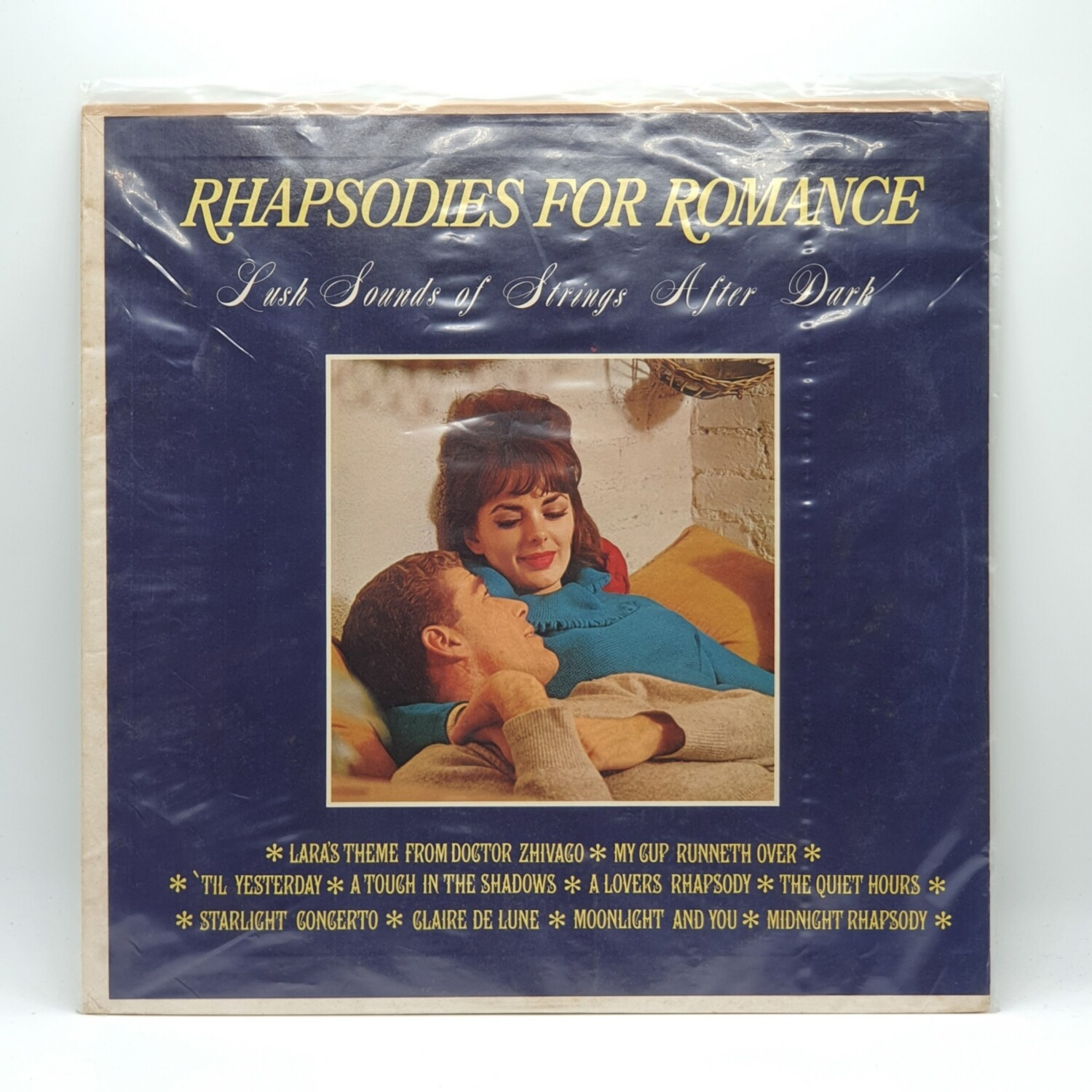 [USED] THE MIDNIGHT STRINGS -RHAPSODIES FOR ROMANCE- LP