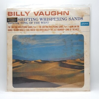 [USED] BILLY VAUGHN -SHIFTING WHISPERING SANDS- LP
