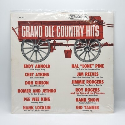 [USED] V/A -GRAND OLE COUNTRY HITS- LP