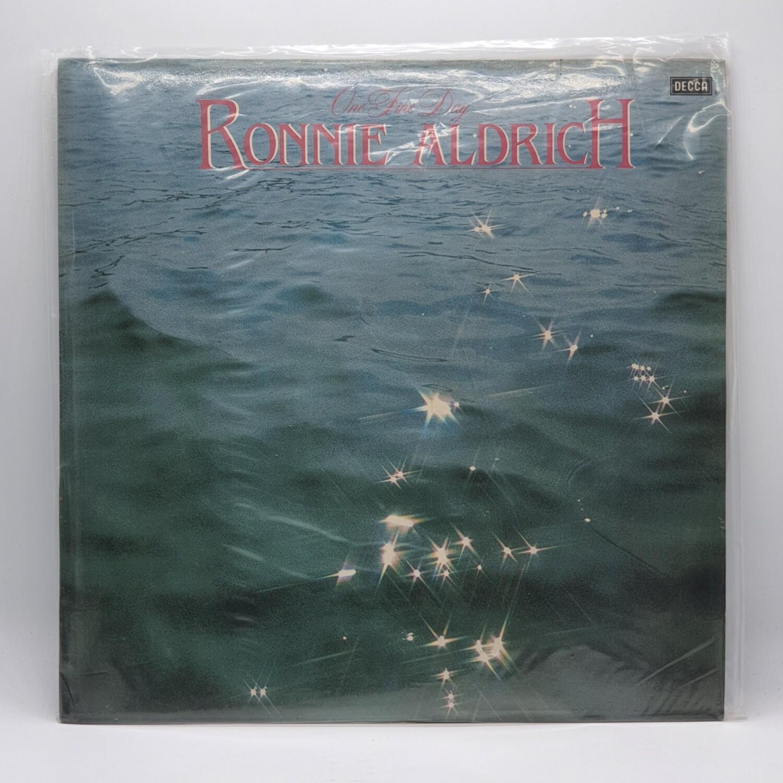 [USED] RONNIE ALDRICH -ONE FINE DAY- LP