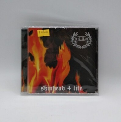 ACAB -SKINHEAD FOR LIFE- CD