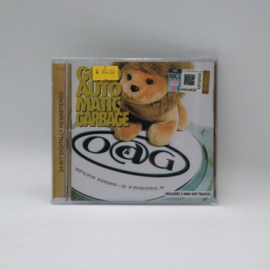 OAG -OPERA RADHI -O FRIENDLY- CD
