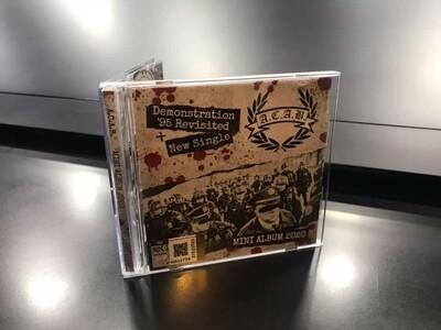 [PRE ORDER] ACAB -DEMONSTRATION '95 REVISITED + NEW SINGLE- CD (MINI ALBUM)
