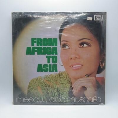[USED] MESAYU AIDA MUSTAFA -FROM AFRICA TO ASIA- LP