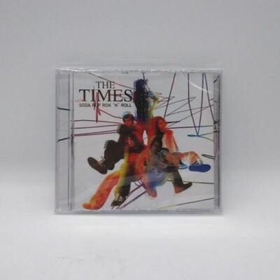 THE TIMES -SODA POP ROCK N ROLL- CD