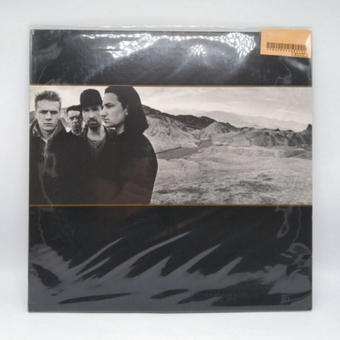 [USED] U2 -JOSHUA TREE- LP