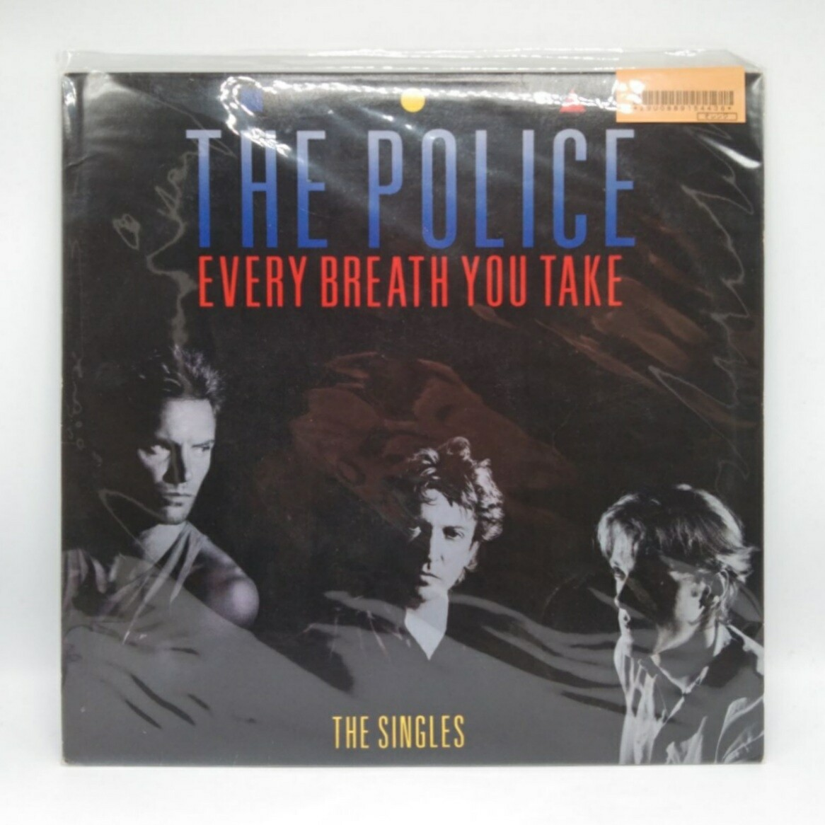 [USED] THE POLICE -EVERY BREATH YOU TAKE- LP