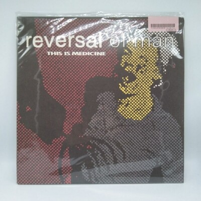 [USED] REVERSAL OF MAN -THIS IS MEDICINE- LP