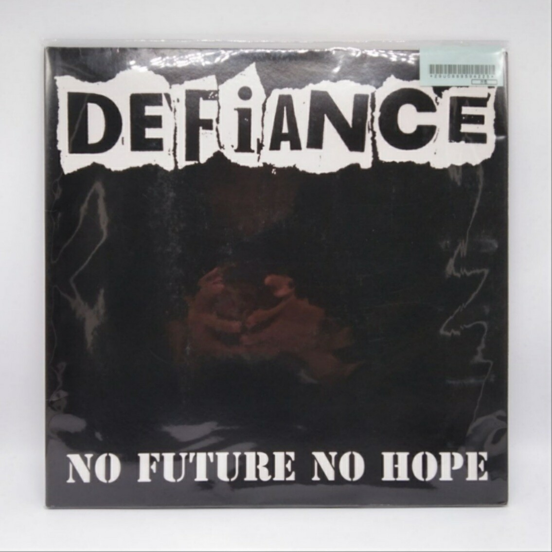 [USED] DEFIANCE -NO FUTURE NO HOPE- LP