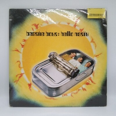 [USED] BEASTIE BOYS -HELLO NASTY- 2XLP