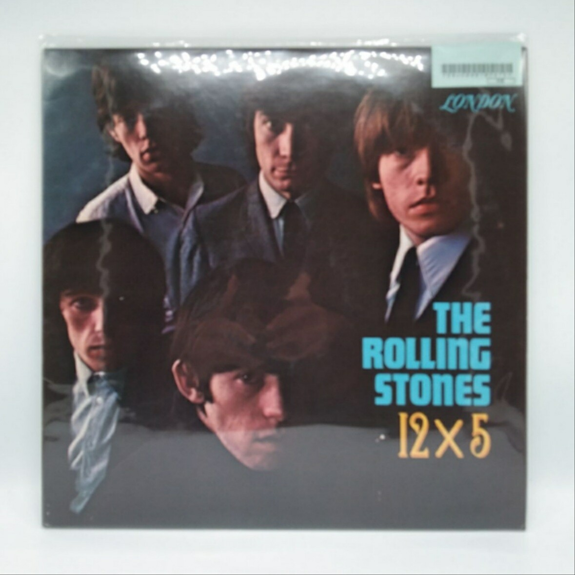 [USED] ROLLING STONES -2×5- LP
