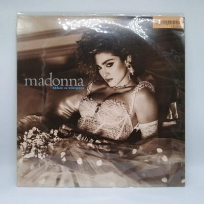 [USED] MADONNA -LIKE A VIRGIN- LP