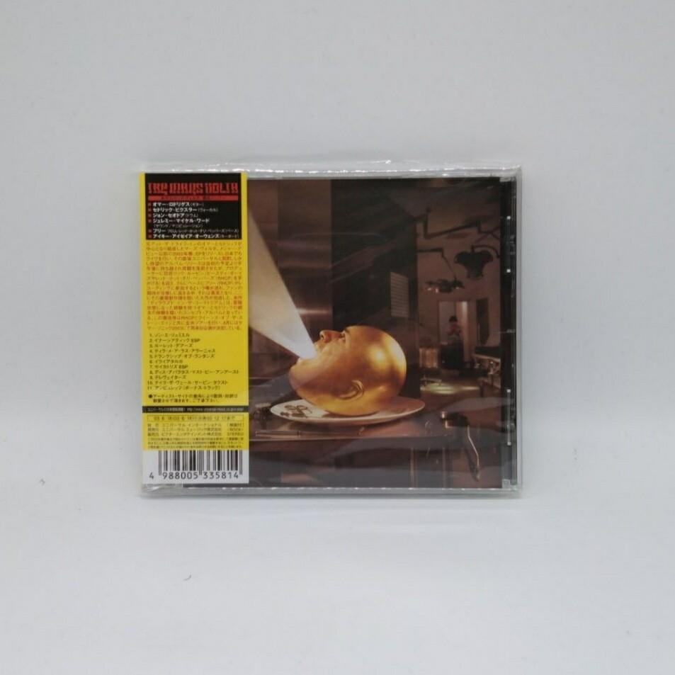 [USED] THE MARS VOLTA -DE-LOUSED IN THE COMATORIUM- CD (JAPAN PRESS)