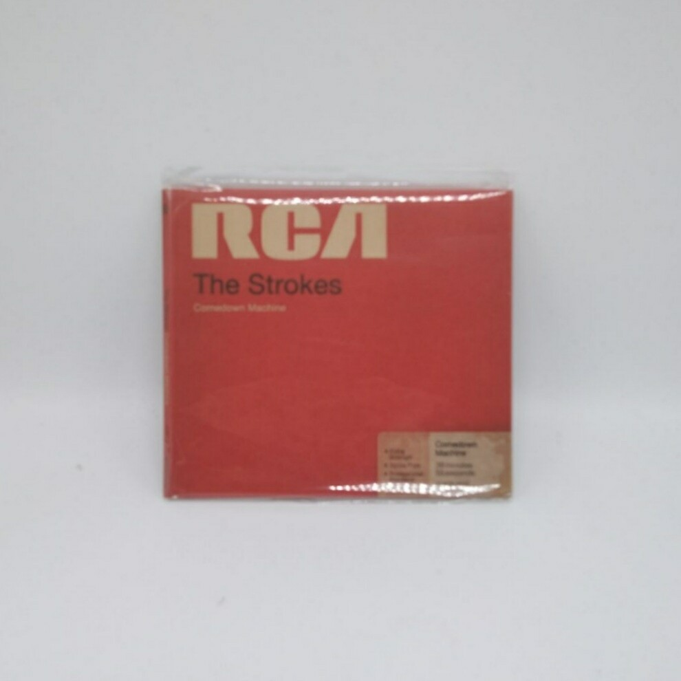 [USED] THE STROKES -COMEDOWN MACHINES- CD