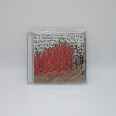 [USED] EXPLOSIONS IN THE SKY -EARTH IS NOT A COLD DEAD PLACE- CD