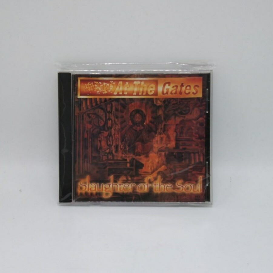[USED] AT THE GATES -SLAUGHTER OF THE SOUL- CD