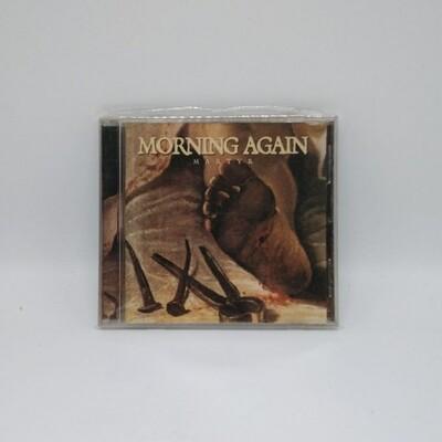 [USED] MORNING AGAIN - MARTYR- CD