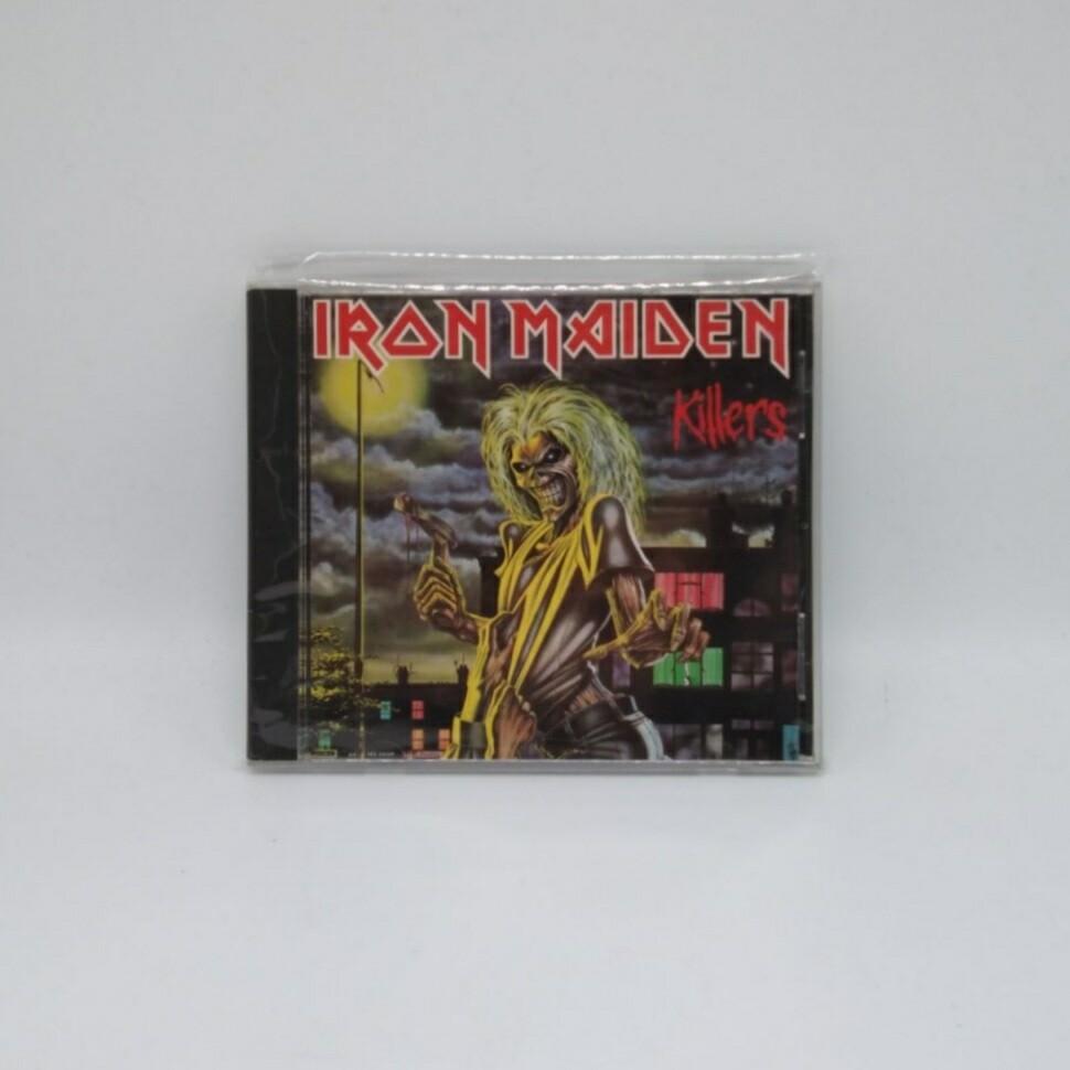 [USED] IRON MAIDEN -KILLERS- CD