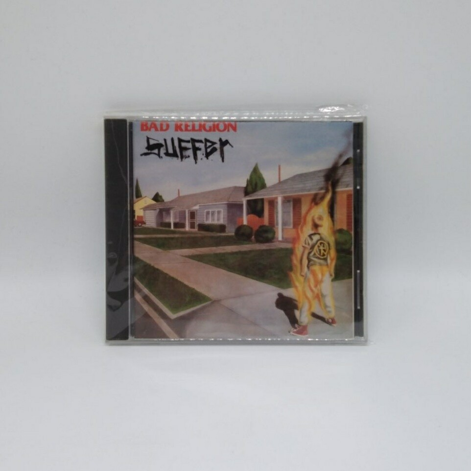 [USED] BAD RELIGION -SUFFER- CD